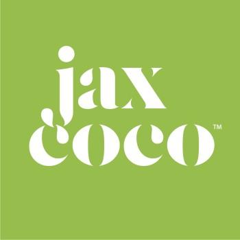 Jax logo green bkg