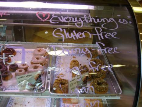 Babycakes Bakery 466x350 Gluten free in Disney