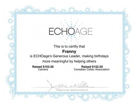 ECHOage award