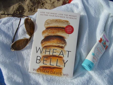 I read Wheat Belly on my winter vacation last year.