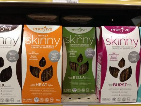 Enerjive Skinny Crackers