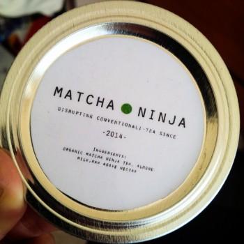 Matcha Ninja - booth 2638