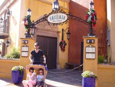 La Hacienda 466x350 Gluten free in Disney
