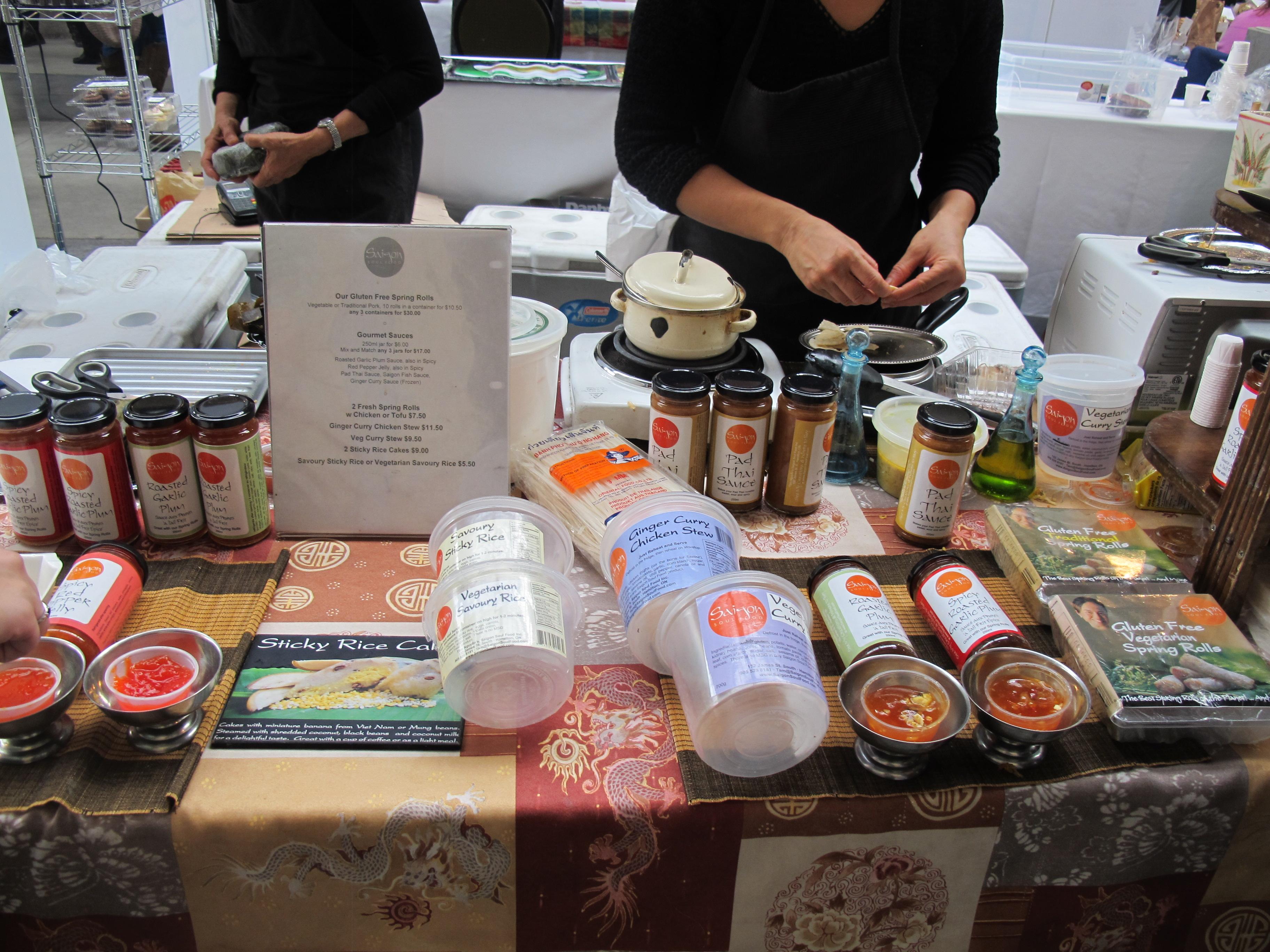 Saigon Soul Food CU — Gluten Free Garage