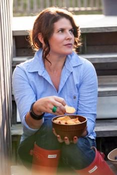 Chef and culinary nutritionist Sara Kuntz