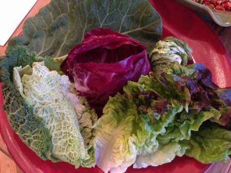 Pretty, crunchy wraps from Mother Nature come in all different shapes and sizes.