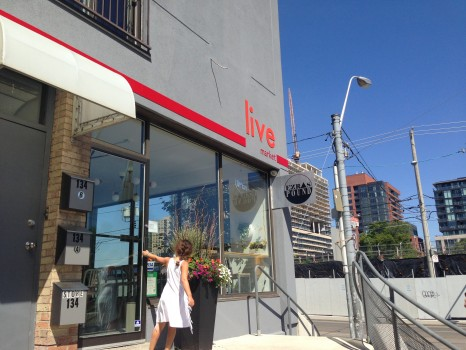 The new Live in Liberty Village