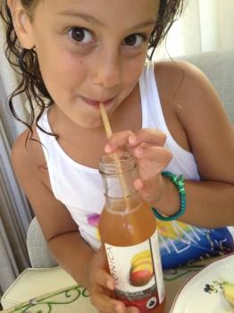 Refreshing Tonica Kombucha.