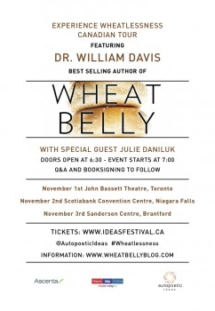Wheat Belly Tour