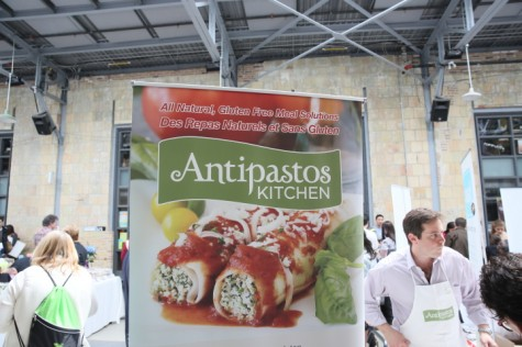 Antipastos Kitchen - booth TK