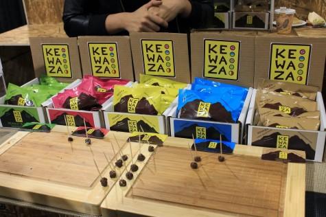 Kewaza - booth