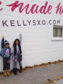 A trip to Burlington without a stop at Kelly's XO Bake Shoppe.