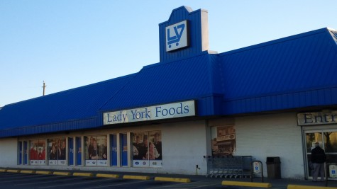 Responding to customer demand, Lady York Foods adds more gluten-free products, both local and imported, to its shelves every week.