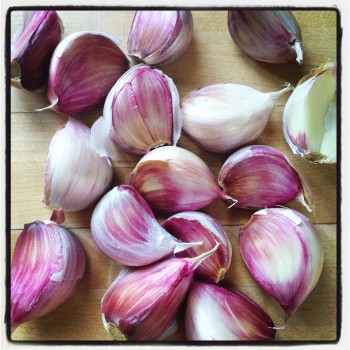Garlic love, naturally #glutenfree