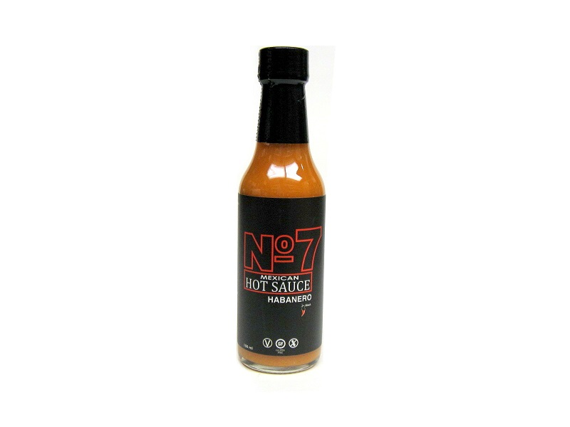 Official Hot Sauce of GFG