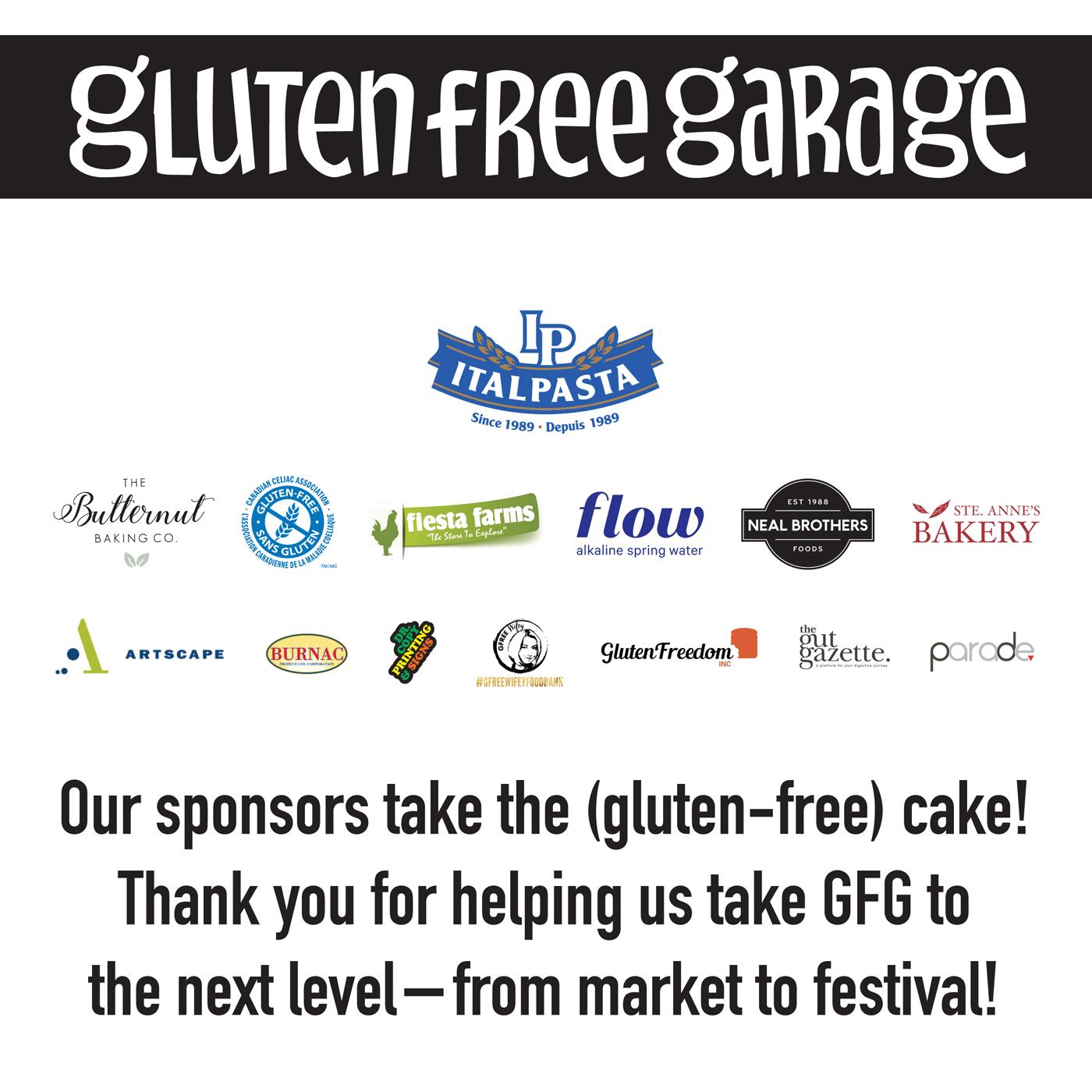 Gluten Free Garage